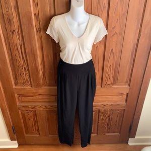 Black Dress Pants Italian Designer